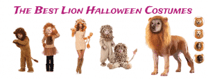 The Best Lion Halloween Costumes